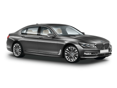 BMW Serie 7 L 1ere classe chauffeured vehicle