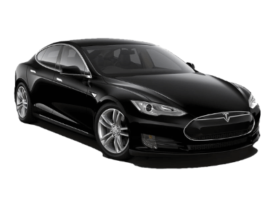 Tesla chauffeur private car 1ere classe since 1987
